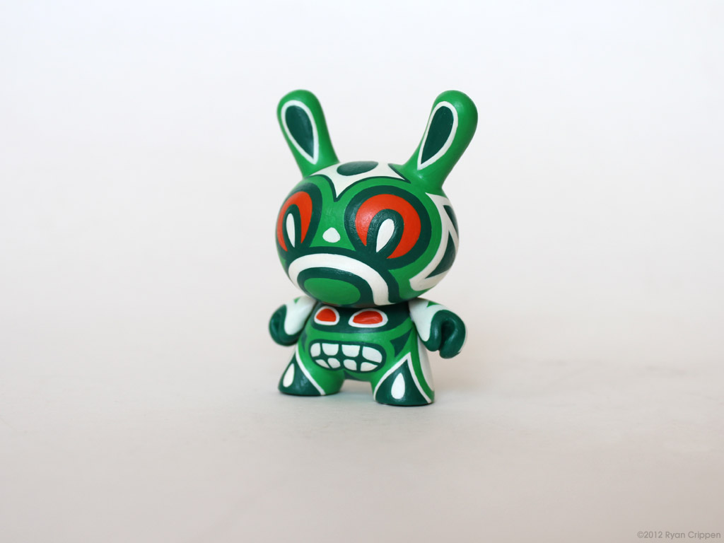 Jungle Totem Dunny