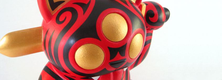 Maori Misfortune Cat