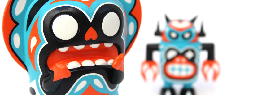 Totem Flatwoods & Big Boss Robot