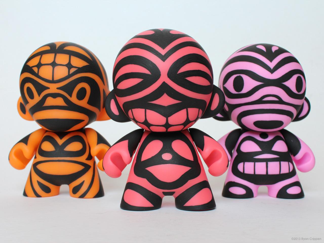 Sketch Totem Mini Munnys - Group 1