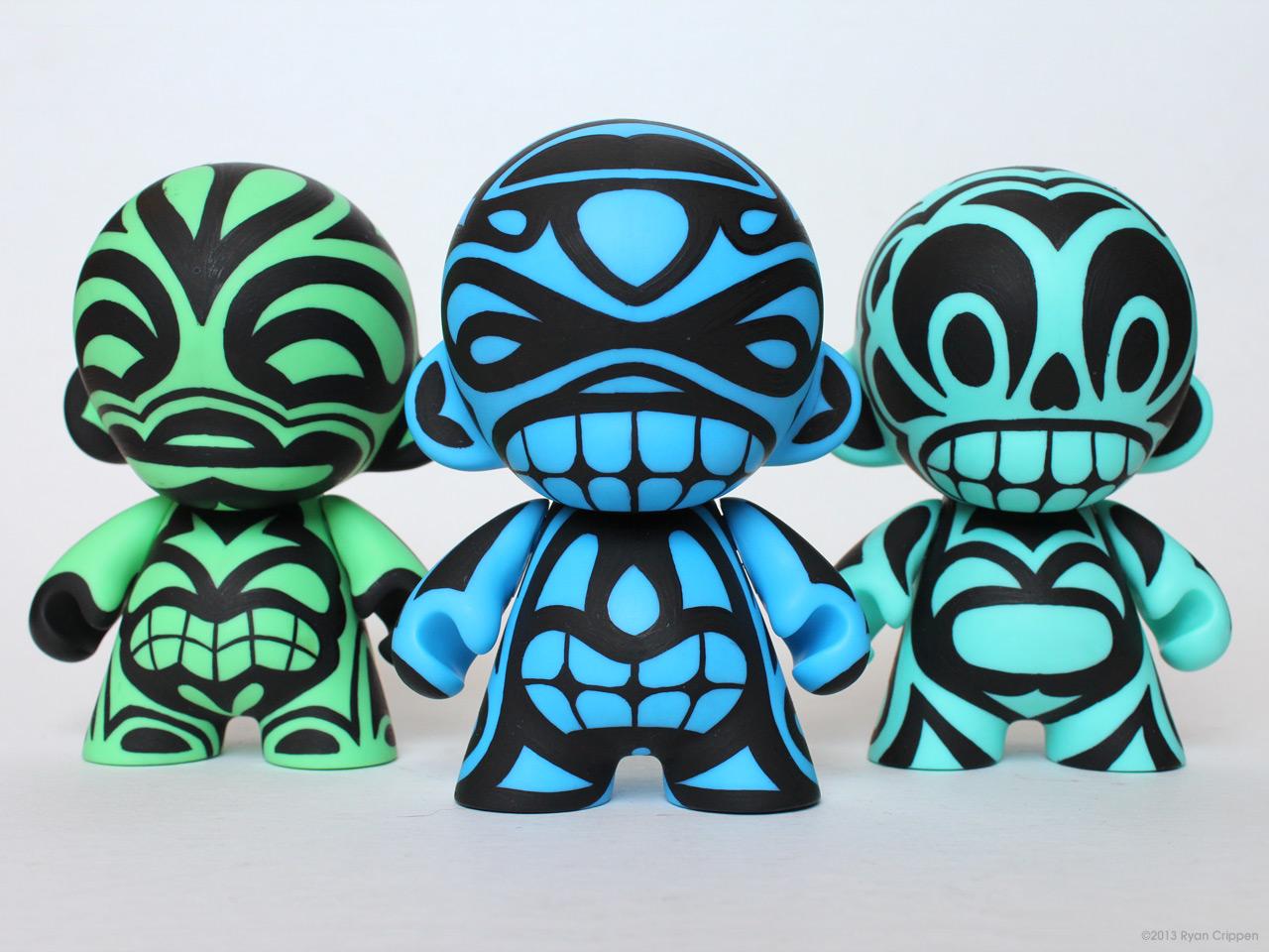Sketch Totem Mini Munnys - Group 2