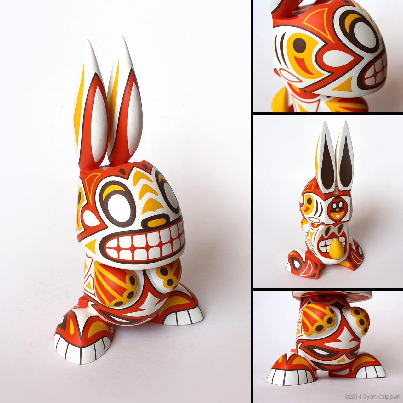 Totem Chaos Bunny