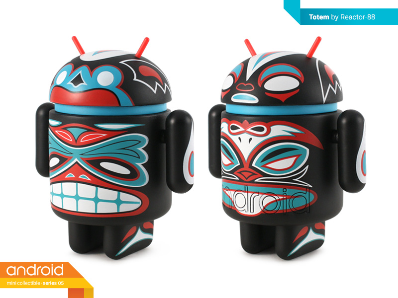 Totem – Android Mini Collectible Series 5