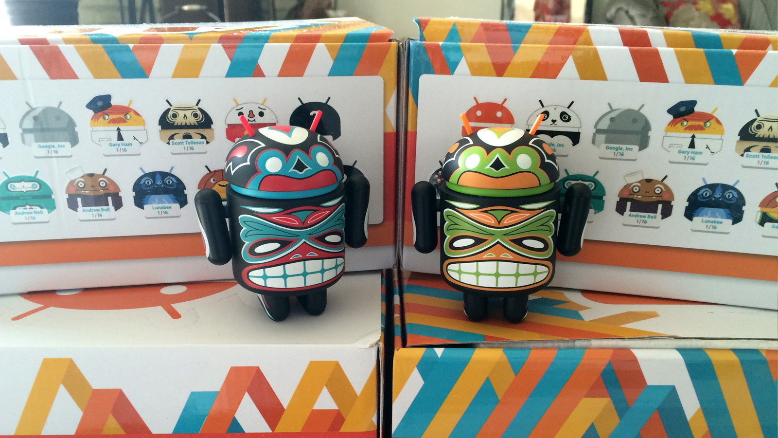 Totem Android APs Arrive