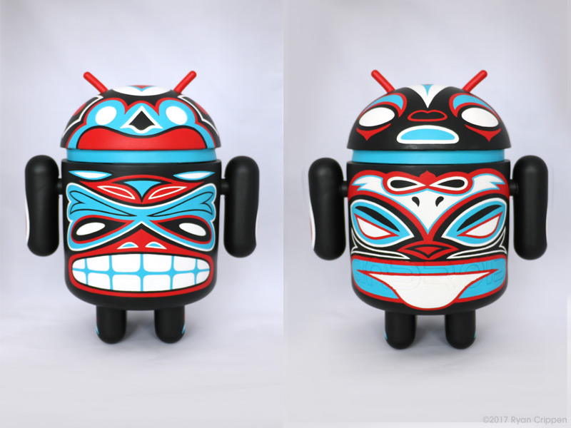 Mega Totem Android : Reactor-88 Store