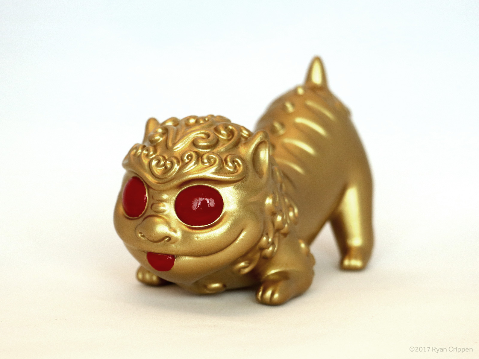 Foo Pup – Gold Edition