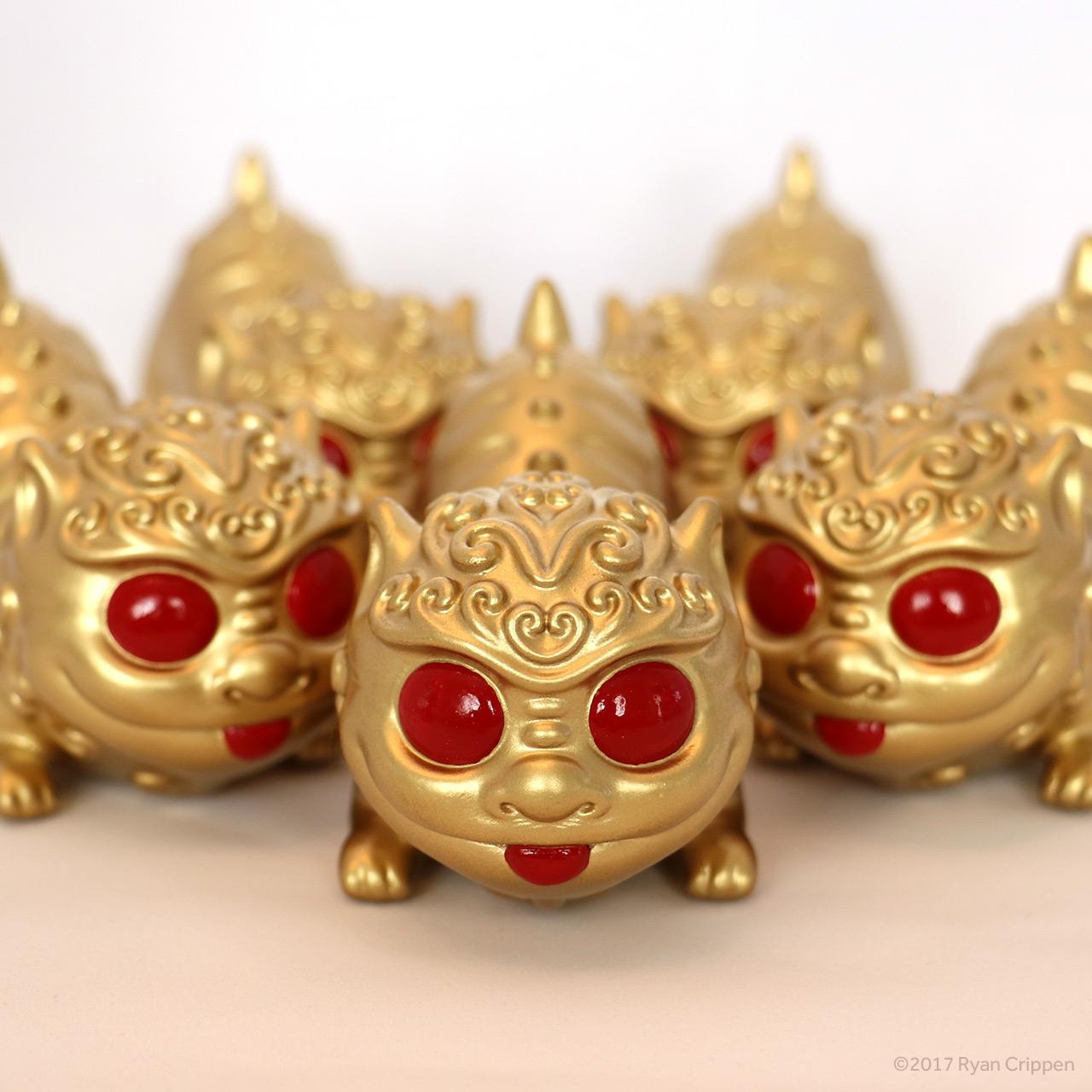 Foo Pup Gold Image 2