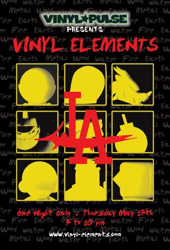 Vinyl Elements Show